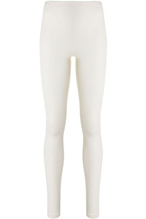 Hanro Knitted stretch fit leggings