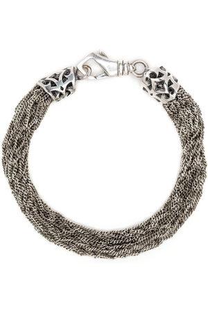 EMANUELE BICOCCHI Armbänder - Crocheted chain bracelet