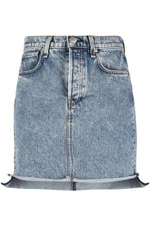 RAG&BONE Damen Jeansröcke - Fitted denim skirts