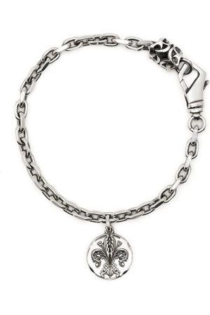 EMANUELE BICOCCHI Lily coin bracelet