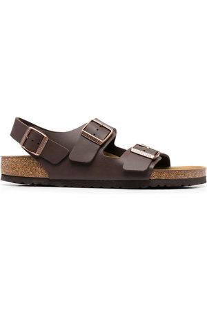 Birkenstock Herren Sandalen - Milano double-buckle sandals