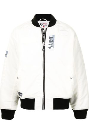 AAPE BY A BATHING APE Padded bomber jacket