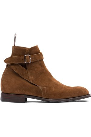 Church's Bletsoe buckled ankle boots