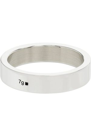 Le Gramme Sterling La 7g polished ribbon ring