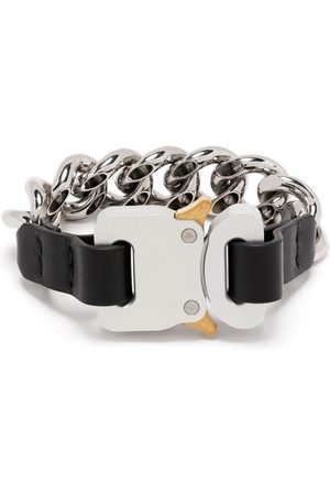 1017 ALYX 9SM Curb chain buckled bracelet