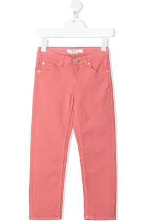 BONPOINT Mädchen Jeans - Mid-rise slim-fit jeans
