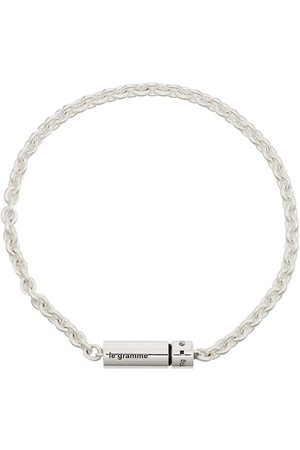 Le Gramme Le 89g polished cable chain bracelet