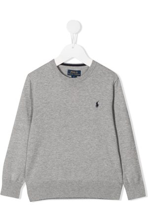 Ralph Lauren Logo-embroidered jumper