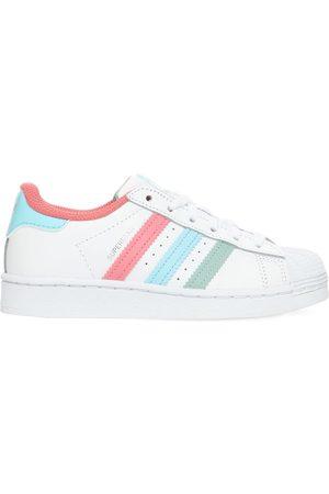 "adidas Damen Sneakers - Sneakers Aus Leder ""superstar"""