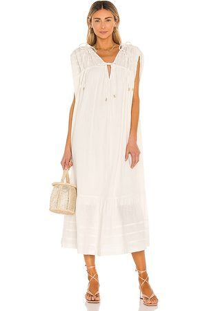 Free People In The Mood For This Midi Dress in - . Size L (also in XS, S, M).