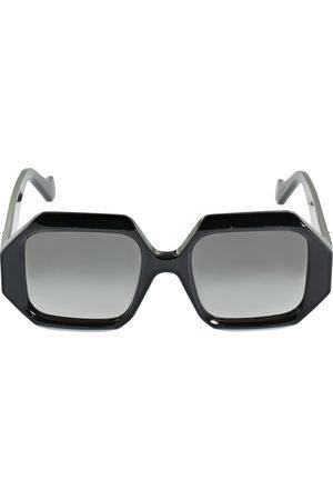 """Loewe Damen Sonnenbrillen - Eckige Sonnenbrille Aus Acetat """"bold"""""""