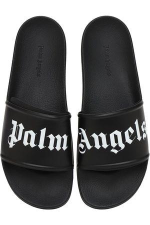 "Palm Angels Sandalen Aus Gummi ""pool"""