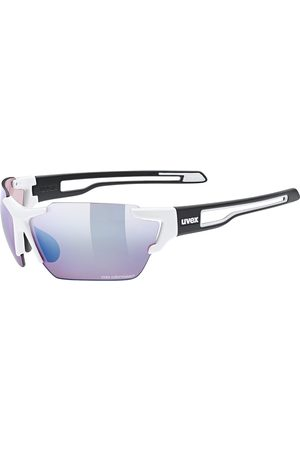 Uvex Sonnenbrillen - Radbrille Sportstyle 803 Cv weiss