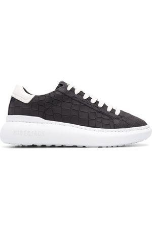 HIDE&JACK Sneakers - Crocodile-effect low-top sneakers