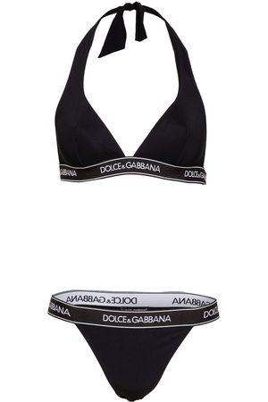 Dolce & Gabbana Damen Bikinis - Neckholder-Bikini
