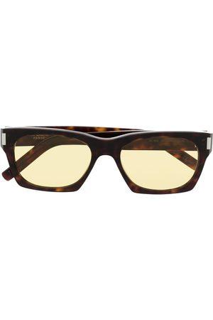 Saint Laurent Rectangular-frame sunglasses