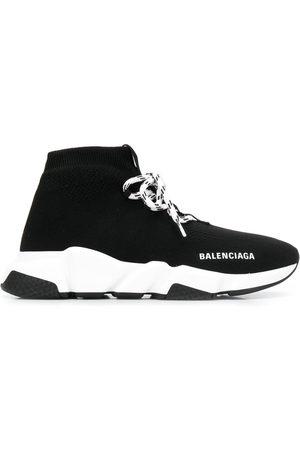 Balenciaga Speed lace-up logo sneakers
