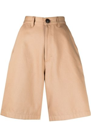 Ami Worker knee-length shorts