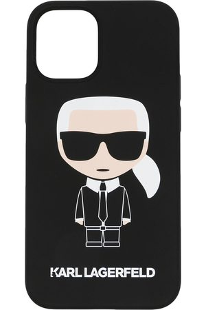Karl Lagerfeld Damen Handy - Ikonik iPhone 12 case