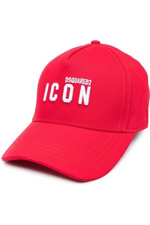 Dsquared2 Icon logo-embroidered cap
