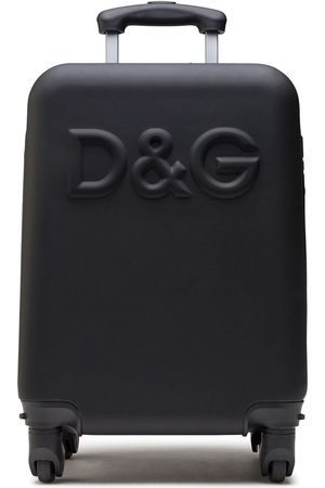 Dolce & Gabbana Logo-embossed suitcase