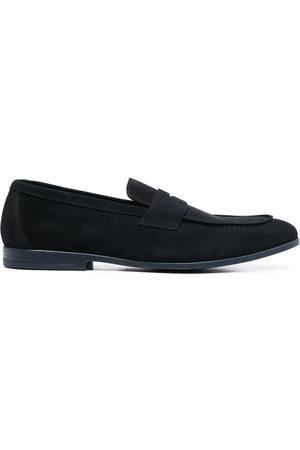 Doucal's Herren Sneakers - Suede slip-on loafers