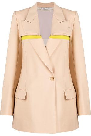 Nina Ricci Damen Blazer & Sakkos - Foldover-panel blazer