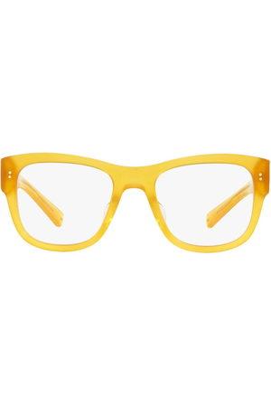 Dolce & Gabbana Herren Sonnenbrillen - Rectangular-frame sunglasses