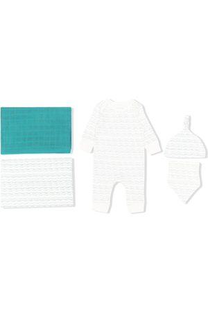 From Babies With Love Waves of Joy organic-cotton jumbo gift set