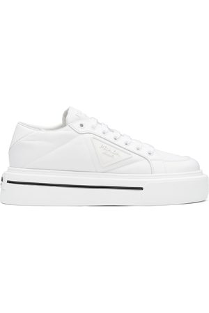 Prada Gabardine low-top sneakers