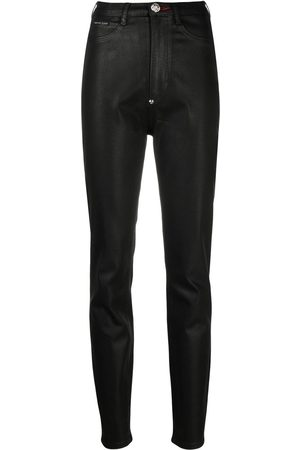 Philipp Plein High-waist jeggings