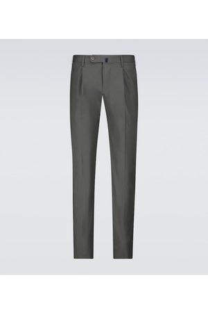 Incotex Hose aus Stretch-Baumwolle