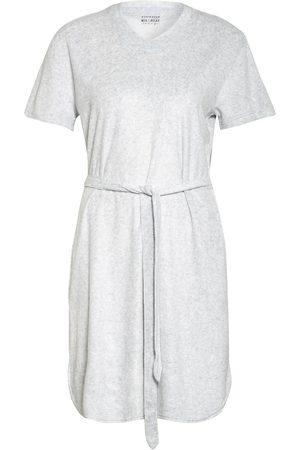 Schiesser Nachthemd grau
