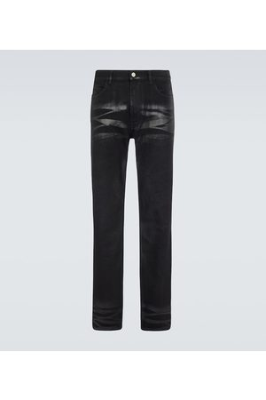 Givenchy Slim Jeans mit Waschung