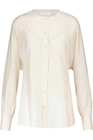 Low Classic Bluse