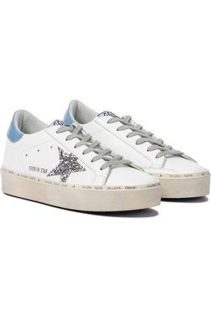 Golden Goose Sneakers Hi Star aus Leder