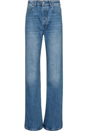 Paco rabanne High-Rise Flared Jeans