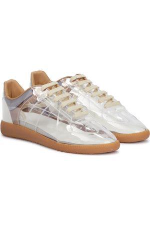 Maison Margiela Sneakers Replica mit Leder