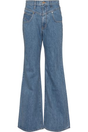 SLVRLAKE X ELLERY High-Rise Flared Jeans Highway