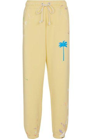 Palm Angels Jogginghose aus Baumwolle