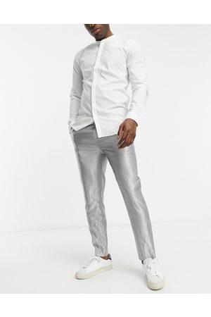 HUGO BOSS HUGO German 194 wool regular fit trousers