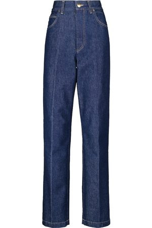 Goldsign High-Rise Jeans The Crossway