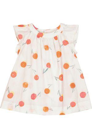 BONPOINT Baby Kleid Lelia aus Baumwolle