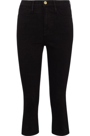 Frame High-Rise Jeans Le High Pedal Pusher