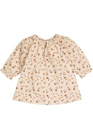 Caramel Baby Kleid Arowana aus Baumwolle