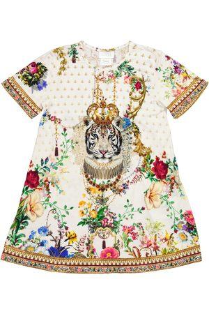 Camilla Bedrucktes Kleid aus Jersey