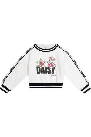 MONNALISA Bedrucktes Sweatshirt aus Jersey