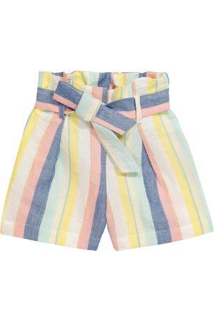 BONPOINT Shorts Nath aus Leinen und Baumwolle