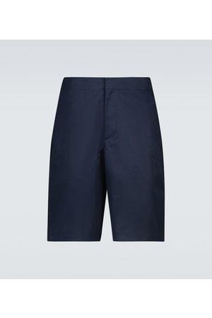 OAMC Shorts Vapor aus Baumwoll-Gabardine