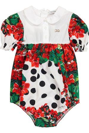 Dolce & Gabbana Baby Spieler aus Baumwolle
